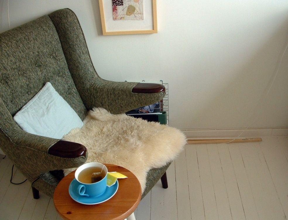 Кресло для чаепития