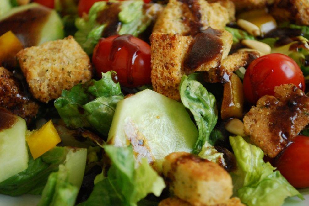 Греческий и Русский салаты: кому что нравится?