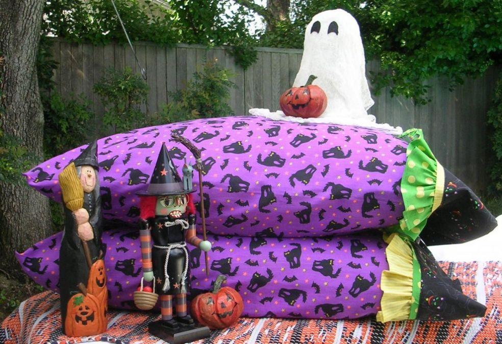 Забавы в Хэллоуин