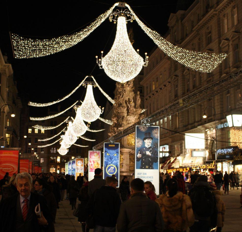 Новогодние недели в Австрии