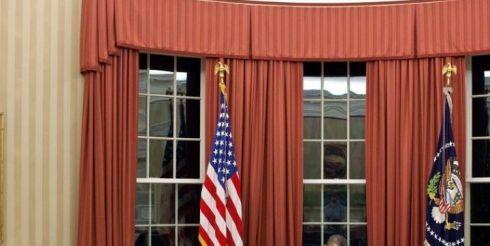Офис президента США закроют на ремонт