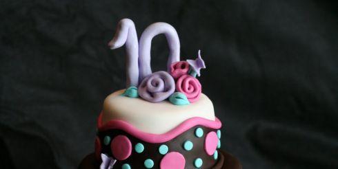 Детские торты — неотъемлемый атрибут праздника
