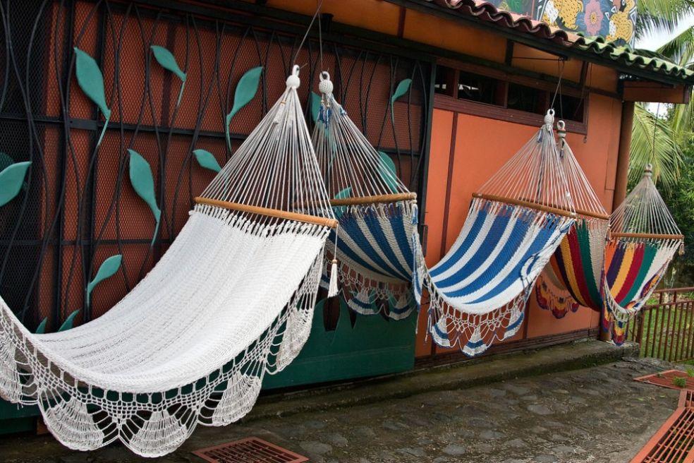 Гамаки в Коста Рике
