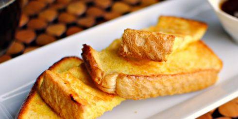 Французские тосты с сиропом