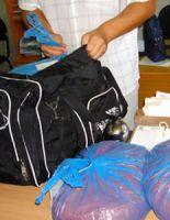 Милиция сорвала ночную сделку по продаже опасного наркотика