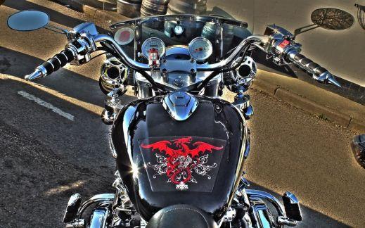 Мотоциклы: покорители дорог