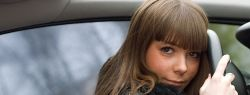 В России резко увеличилось количество женщин-водителей