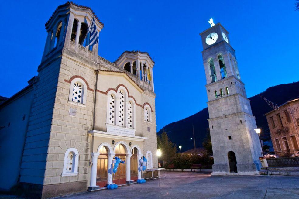 Туры в Триполи, Греция
