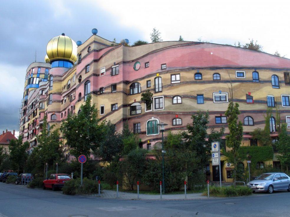 Лесная спираль, Дармштадт