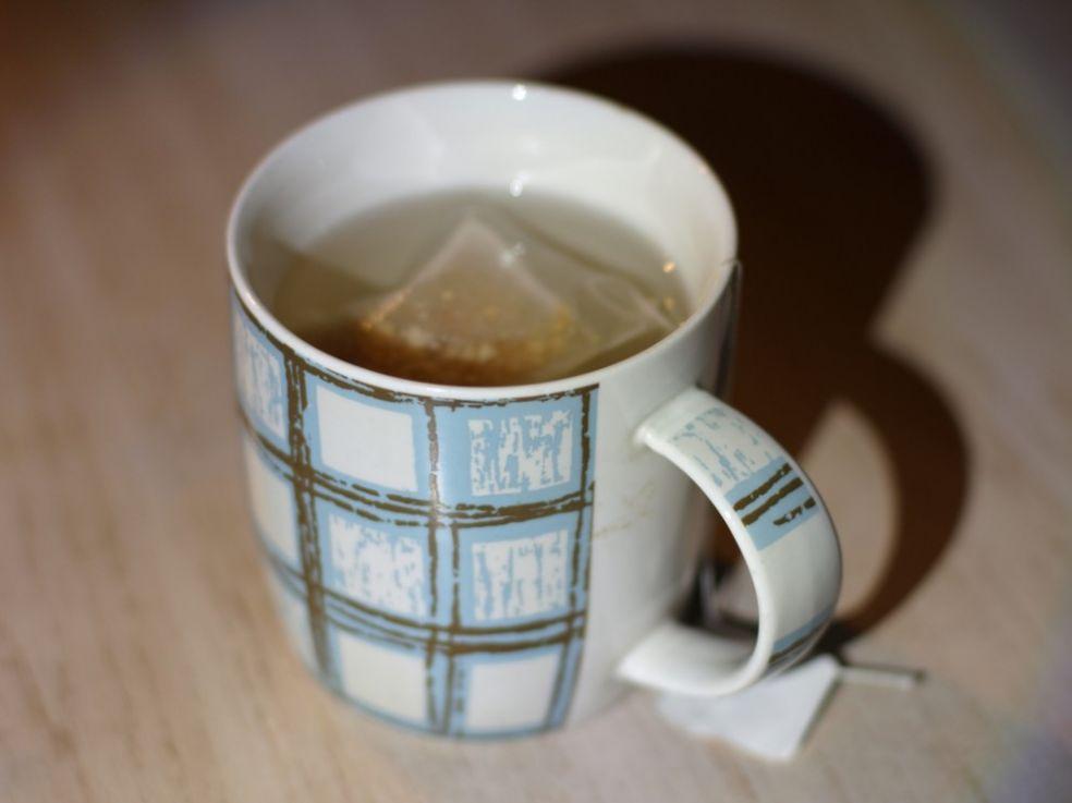 Чайные пакетик