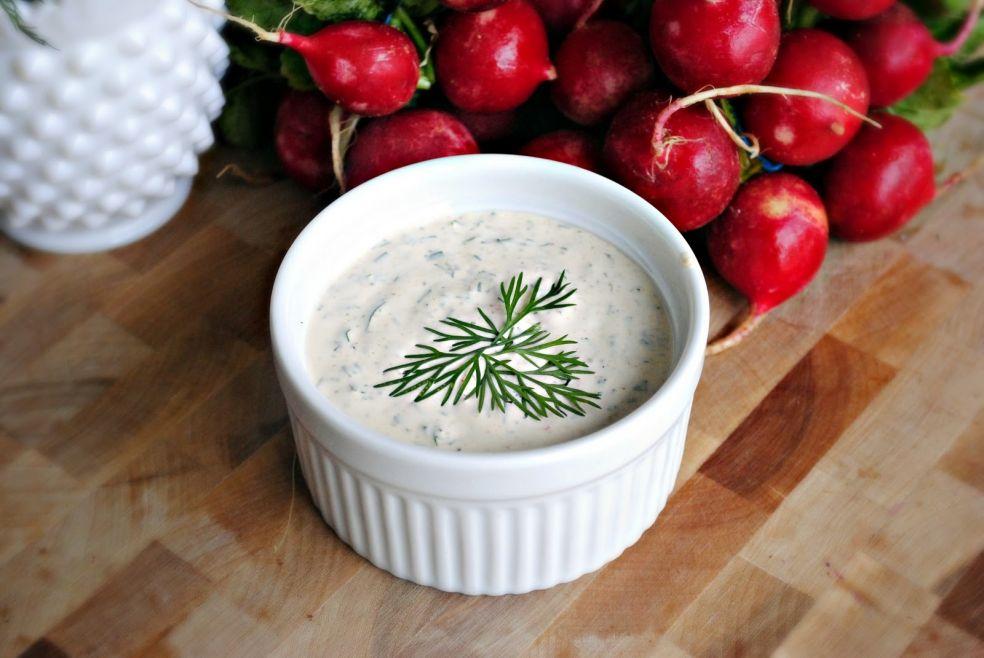 Сливочный соус по-деревенски фото-рецепт