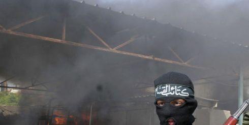 Израиль ведет бои с ХАМАС в Газе