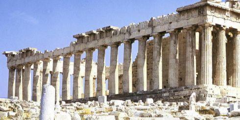 Греция – колыбель античности
