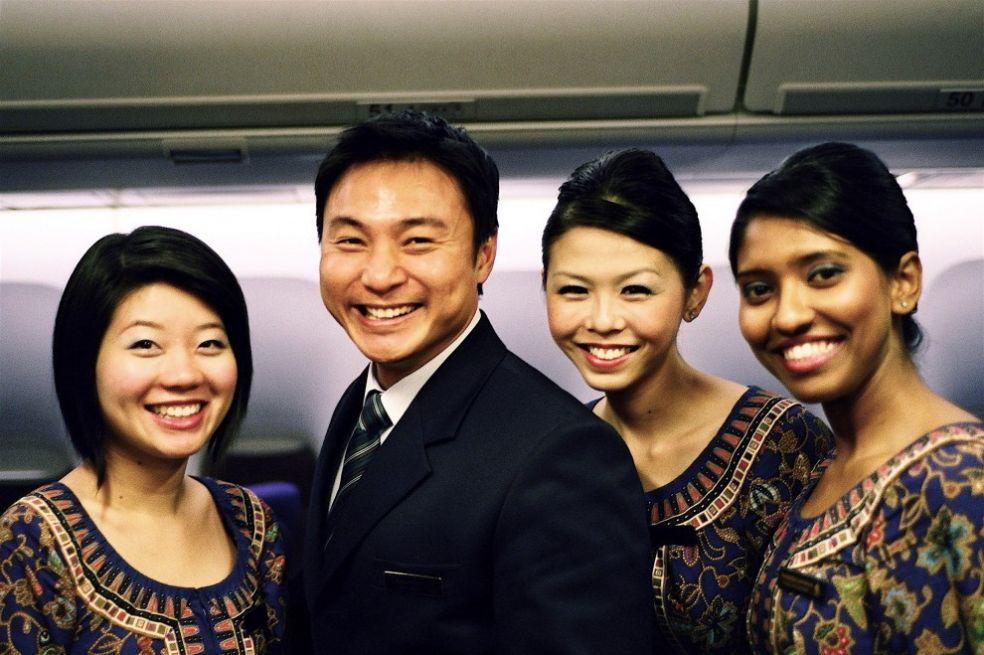 Топ 10 авиакомпаний