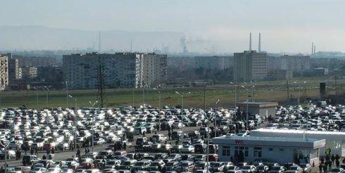 Продажи автомобилей в Украине