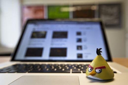 Angry birds: феномен среди популярных приложений