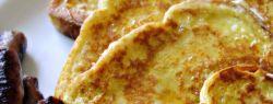 Французские тосты с ванилью и кардамоном