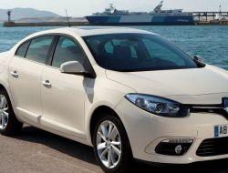 Новый Renault Fluence