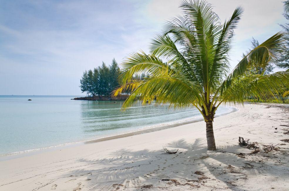 Изумрудный остров