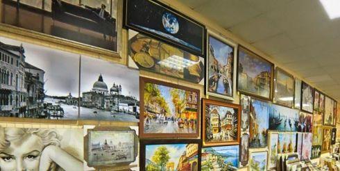 Постеры и репродукции картин: как сделать правильный выбор?