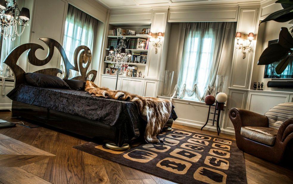 Спальня, в которой снятся сладкие сны