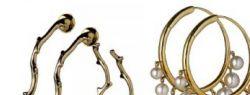 Колечки сережки — в гармонии с классикой