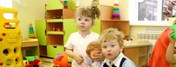 В каком возрасте отдавать ребёнка в детский сад?