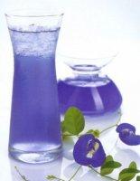 Синий чай и его полезные свойства