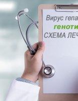 Что такое схема лечения вируса гепатита С и для чего она применяется?
