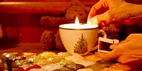 Если свечки зажигают, значит это кому-нибудь нужно!